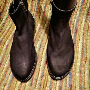 ANN DEMEULEMEESSTER ankle boots